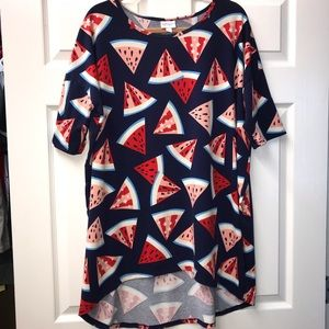 LuLaRoe Americana Shirt/Dress